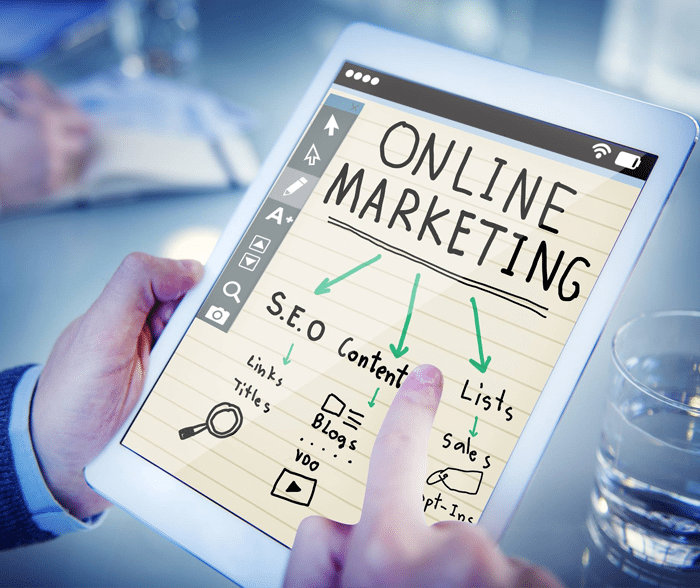Vi er passioneret omkring online marketing
